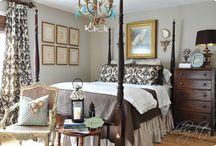 Bedroom Ideas / by Trey Cook