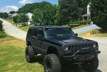 Jeep xj mods