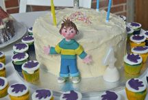 Horrid Henry Birthday Party / A Horrid Henry Birthday Party With Purple Hand Gang fun!