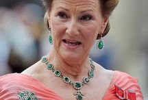 Queen Sonja / Norwegian Royals