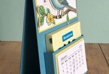 Calendars and notepads
