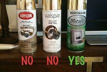 spray paint gold the best
