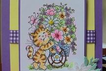 Cards - Stampavie stamps