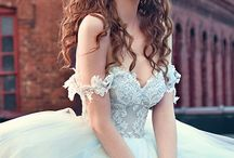 wedding dress / what i want to wear on my big day