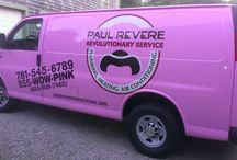 Paul Revere Revolutionary Service / HVAC | Plumber Residential and commercial. / by Paul Revere Revolutionary Service