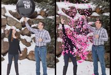 gender reveal for future baby