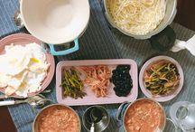온더테이블 / 집밥 차리기