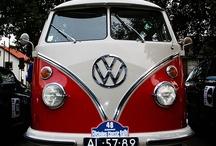 Hippie van / One day**