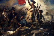 Eugène Delacroix (1798 - 1863) / Art from France.