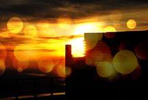 SUN in colours / Sun & Sky