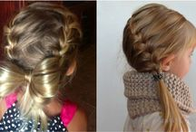 Girlies Hair ideas!