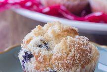 Muffins, Breads