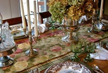 Tablescapes / by Sherry Tarry