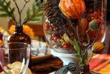 Fall decor / by Kimberly Livingston