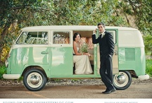 WV Bulli Wedding