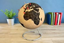 globes & maps / by danielle ...