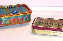 Altoid & other tins