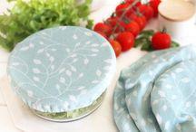 PLASTIC-FREE KITCHEN / Spruce reusable kitchen cloth l TheGreenCollective