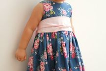Children's clothing, patterns, inspiration
