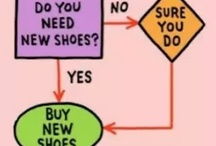 Shoe Humor / Funny facts, signs and more about shoes