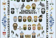 nerdy geeky cross stitch / patterns for cross stitch & perler beads