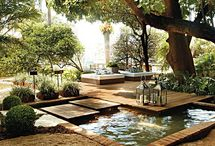 Water Features,  Pool And Gardening