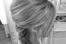 Mit hår / Inspiration til frisure