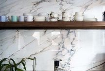 Marble Magic / Interiors using the very best of the Marble trend