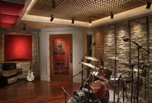 David's music room / by Dana Troyer