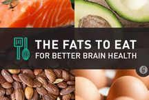 Brain boosting foods / What you eat can help your mind and memory as well as offering long term health benefits. Try some of these to help your energy levels and overall performance.