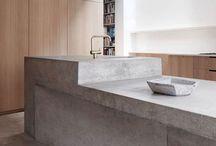 Kitchens Modern Industrial Minimalist