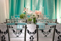 Tiffany Inspired Weddings