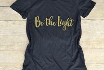 Womens ministry shirt styles