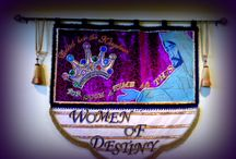 """My Tapestries / """"Creations by Christy"""" -Tapestries inspired by God's Holy Spirit and created with Love!"""