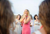 Bridesmaids / Damas de honor