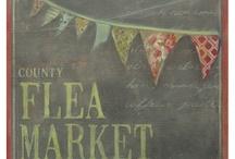 Flea / Market Posters