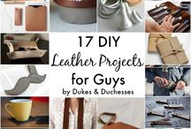 Leather diy