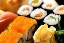 Sushi nom nom
