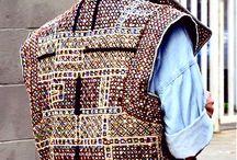 Chaleco etnico