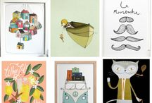 posters and art for kids