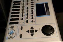 Keyboard instruments on Bbop