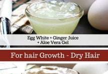 Hair mask for Growth
