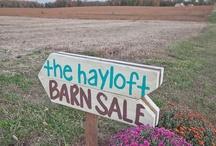 The Hayloft Barn Sale 2012