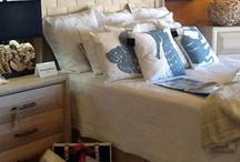 Beach House Decor: Bedroom