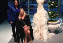 New York Bridal Fashion Week / The Knot Couture Show, & the Pier 94.  Spring 2015 Dresses.