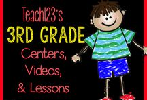 Tales of a Third Grade / 3rd Grade Ideas / by Allison Harvey