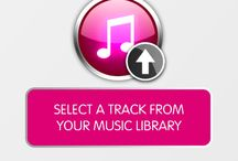 LickMixeR / Create new listening experiences around the Music in your life.