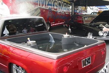 pools on trucks / well wouldn't YOU want a pool that moves??