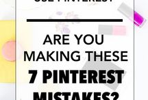 Pinterest Marketing Tips / Tips for mastering Pinterest and how to use it effectively for marketing. Check out more strategies for profit online at http://strategyforprofit.com