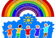 Rainbows (also UUish) / by Andrea Lerner